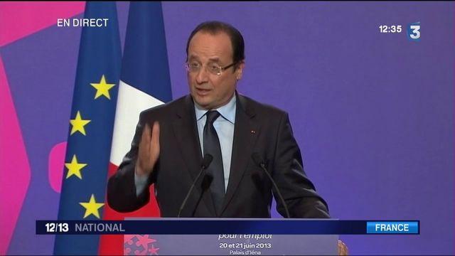 François Hollande : son bilan sur l'emploi