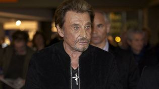 Johnny Hallyday (2014)  (NICOLAS MAETERLINCK / BELGA MAG / BELGA)