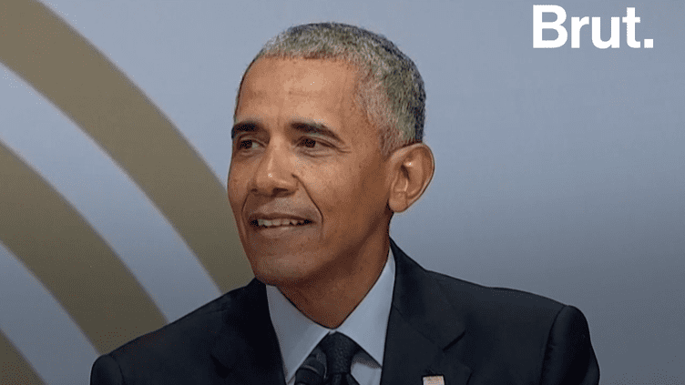 VIDEO. Quand Barack Obama célèbre la diversité de l'équipe de France de football (BRUT)