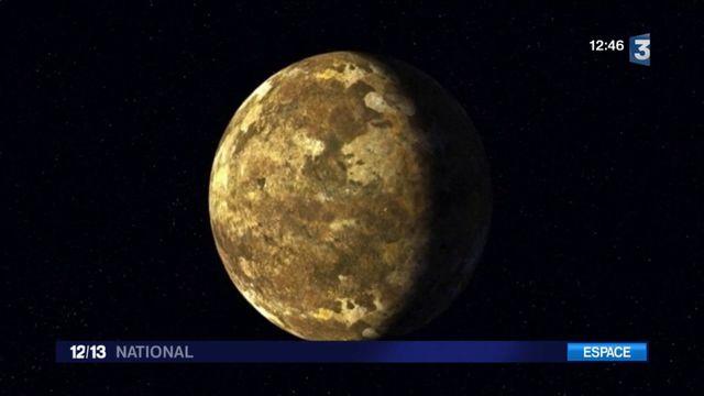 Espace : Une exoplanète découverte grâce à Google