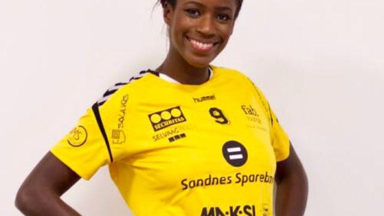 L'Internationale sénégalaise Hadja Cissé a connu le championnat norvégien à Sola