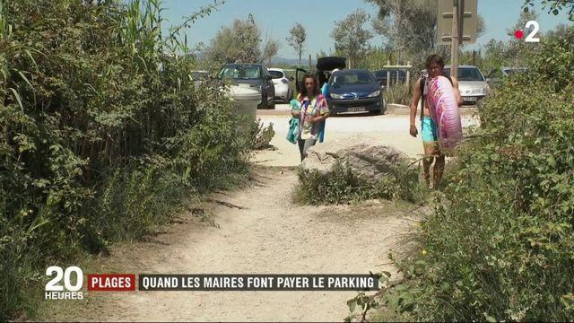Vacances : des parkings payants aux abords des plages