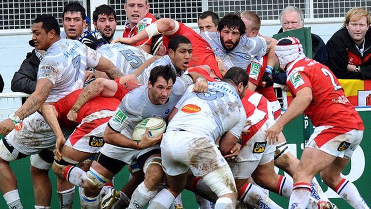 Castres a enchaîné une quatrième défaite consécutive en H Cup