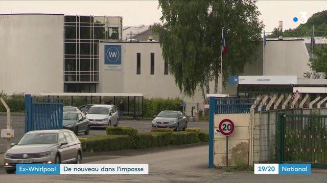 Whirlpool : les salariés de l'usine d'Amiens de nouveau dans l'impasse