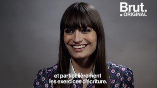 """VIDEO. """"Parfois, c'est des petits encouragements qui arrivent juste au bon moment pour modifier une trajectoire"""", confie Clara Luciani (BRUT)"""