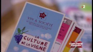 Comment le lobby du vin s'introduit dans le cartable des enfants (COMPLÉMENT D'ENQUÊTE/FRANCE 2)