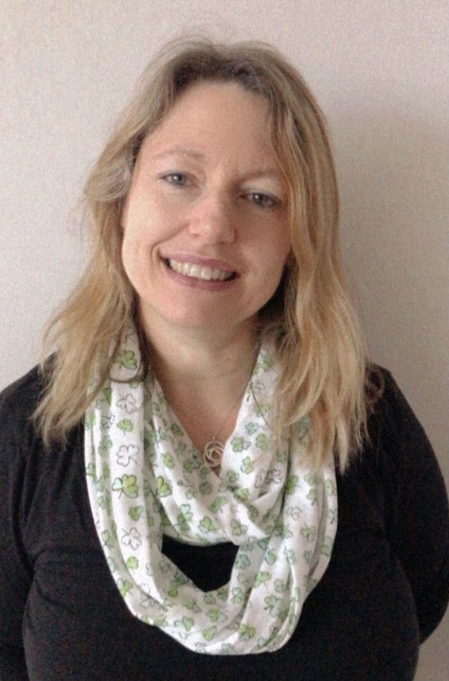 """Gwenola Ollivier à Dublin :""""De nombreuses familles françaises viennent en Irlande,c'est un pays agréable avec beaucoup de parcs et de jeux"""" (Gwenola Ollivier)"""