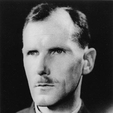 James M. Stagg, météorologiste écossais, conseiller du Général Dwight D. Eisenhower lors du Débarquement du 6 juin 1944 (U.K. Met Office)