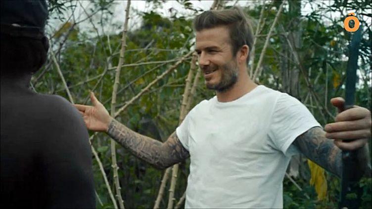 """""""David Beckham, une aventure en Amazonie"""", dimanche 21 septembre à 20h45 sur France Ô"""