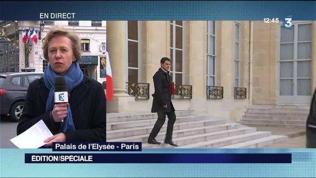 Arrestation de Salah Abdeslam : pour l'exécutif français le niveau de la menace reste extrêmement élevé
