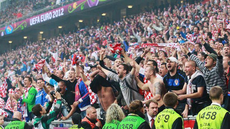 Les supporters croates dans le viseur de l'UEFA