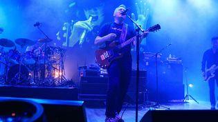 New Order en concert à Columbia (Maryland) le 28 juillet 2013  (Owen Sweeney / AP / SIPA)