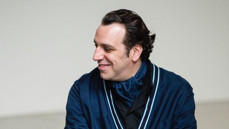 Chilly Gonzales, dit Gonzo, pianiste et entertainer de génie.  (Alexandre Isard)