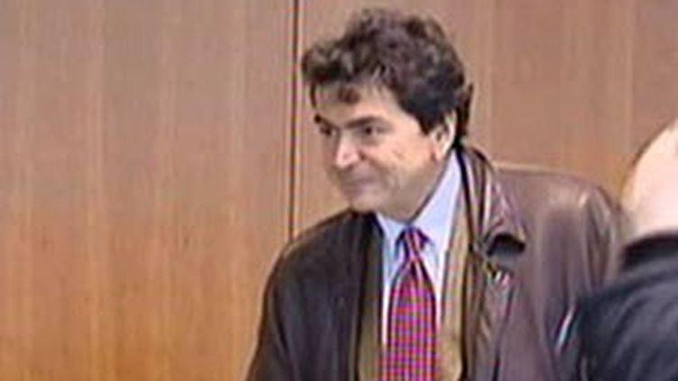 Pierre Lellouche, secrétaire d'Etat français aux affaires européennes. (France 2)