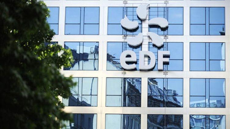 EDF fait partie des entreprises à contribuer à la rénovation des 100.000 logements les plus gourmands en énergie. (AFP / Stéphane de Sakutin)