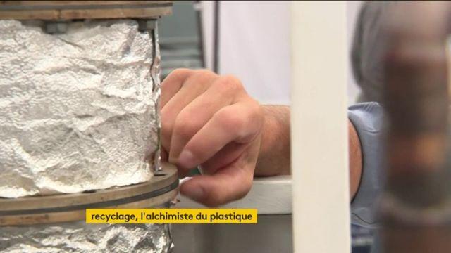 Recycler du plastique pour produire du carburant, c'est possible