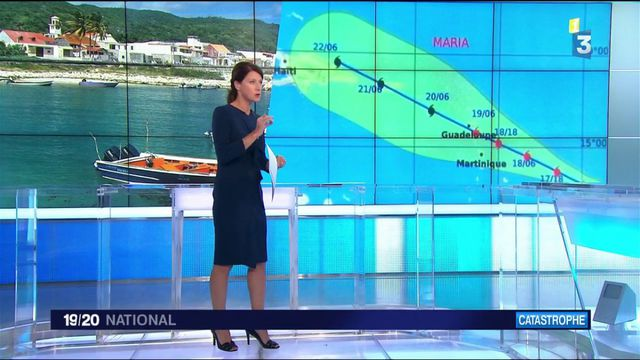 Ouragan Maria : la Guadeloupe se prépare