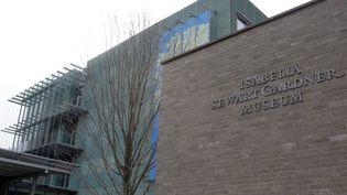 Le musée Isabella Stewart Gardner à Boston (Etats-Unis), le 18 mars 2013. (JESSICA RINALDI / REUTERS)