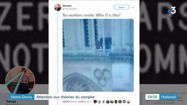 Notre-Dame de Paris : de nombreuses théories du complot ont vu le jour