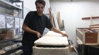 Pays-Bas : des cercueils écologiques en champignons (CAPTURE D'ÉCRAN FRANCE 3)