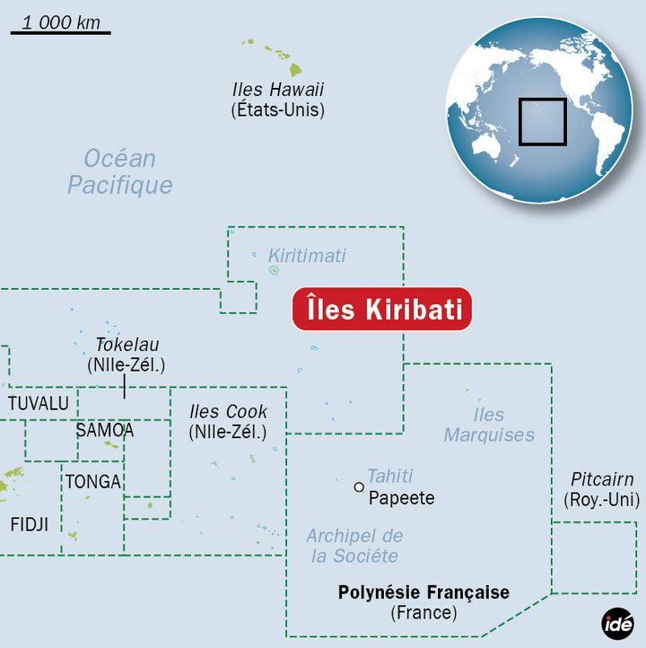 (Les Kiribati © IDE)
