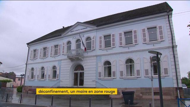 Haut-Rhin: déconfinement forcé à Wittenheim