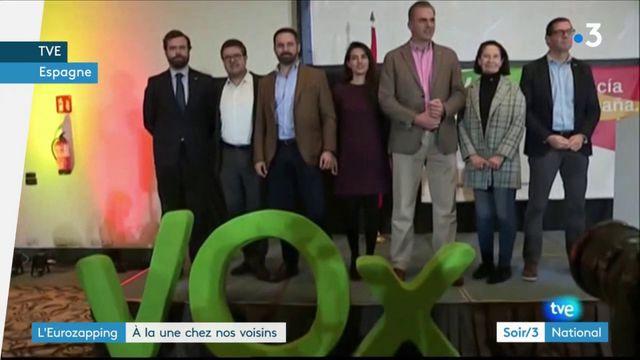 Eurozapping : victoire de l'extrême droite en espagne, une île pour migrants délinquants au Danemark
