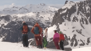 val d isere (FRANCE 2)