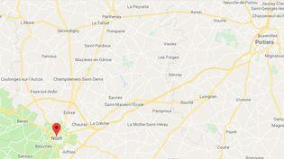 Un Niortais de 28 ans vient d'être condamné à six ans de prison ferme, pour la détention de très nombreuses images pédopornographiques. (GOOGLE MAPS)