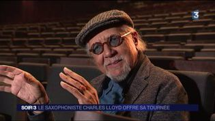 Le jazzman Charles Lloyd (FRANCE 3)