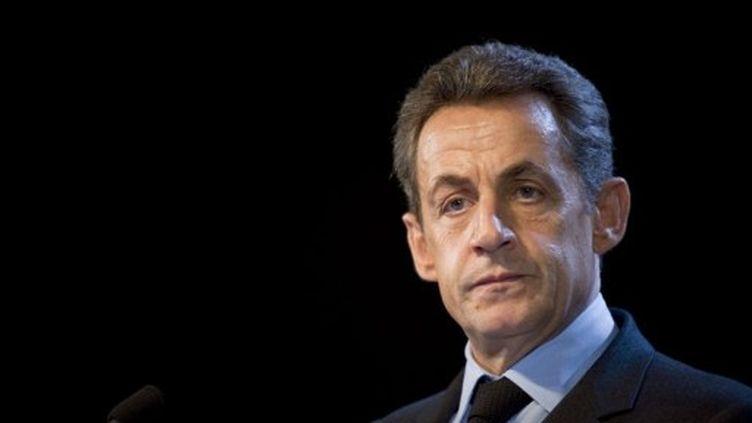 Nicolas Sarkozy ne s'est toujours pas déclaré candidat à la présidentielle (AFP)