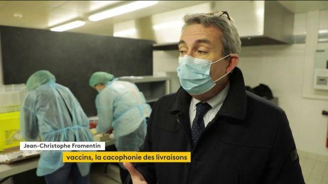 Vaccin contre le Covid-19 : les délais de livraison pointés du doigt