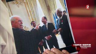 De Margerie, le patron qui faisait rire l'émir du Qatar (FRANCE 2 / FRANCETV INFO)