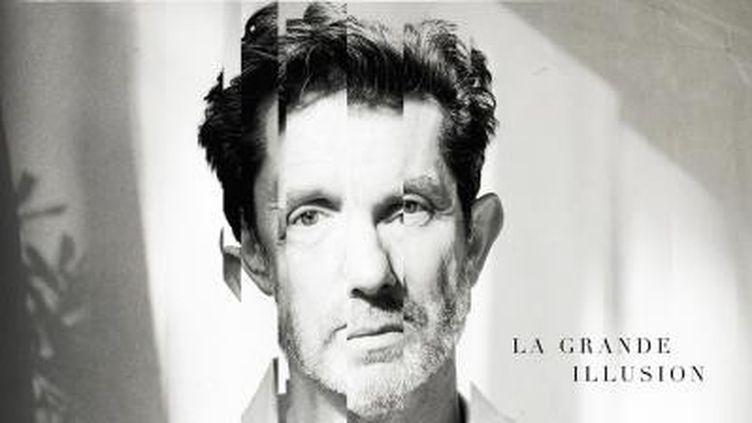 """Pochette du nouvel album de Kent, """"La Grande Illusion""""  (KENT)"""