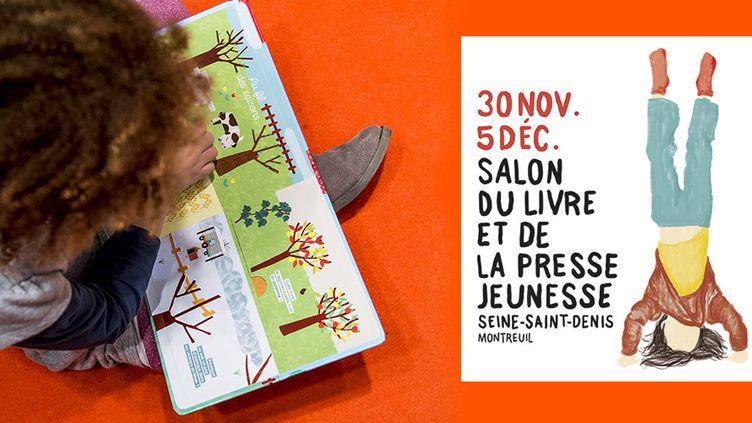 Salon du livre et de la presse jeunesse de Seine-Saint-Denis  (Éric Garault pour le Salon 2015)