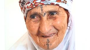 Portrait d'une femme algérienne - Marc Garanger  (Culturebox - capture d'écran)