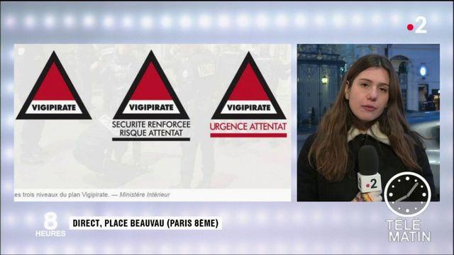 "Fusillade de Strasbourg : la France passe en alerte ""urgence attentat"""