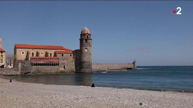 Vacances : Collioure, le blues d'une station balnéaire désertée par les touristes