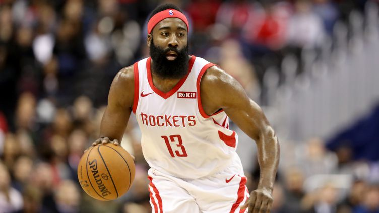 James Harden (ROB CARR / GETTY IMAGES NORTH AMERICA)