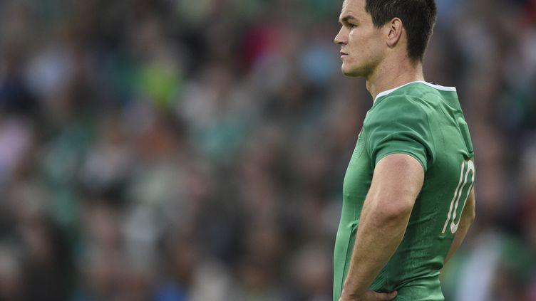Jonathan Sexton, le maître à jouer irlandais (MARTIN BUREAU / AFP)