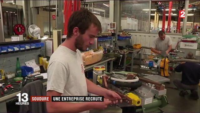 Soudure : une entreprise recrute