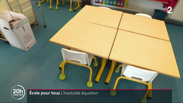 Déconfinement : l'école pour tous, l'insoluble équation