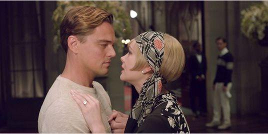 "Leonardo DiCaprio et, Carey Mulligan  dans ""Gatsby le magnifique"" de Baz Luhrmann  (Warner BroS. France)"