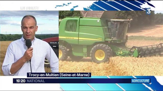 Mauvaises récoltes : le gouvernement annonce un plan d'aide aux céréaliers