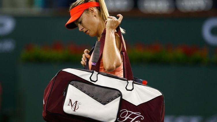 Maria Sharapova (JULIAN FINNEY / GETTY IMAGES NORTH AMERICA)