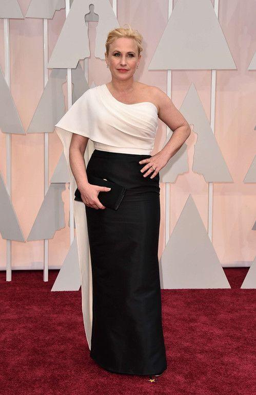Patricia Arquette aux Oscars 2015  (Jordan Strauss/AP/SIPA)