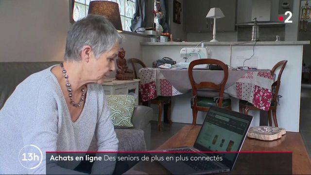 Commerce : les achats en ligne de plus en plus plébiscités par les seniors