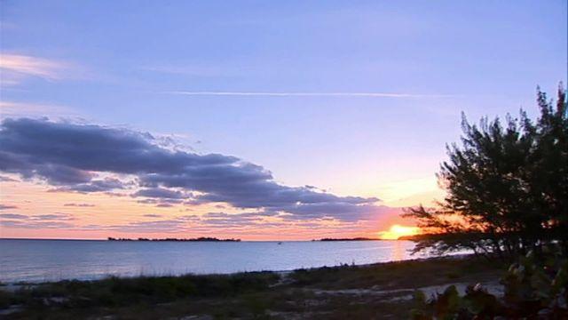 Bahamas vues du ciel