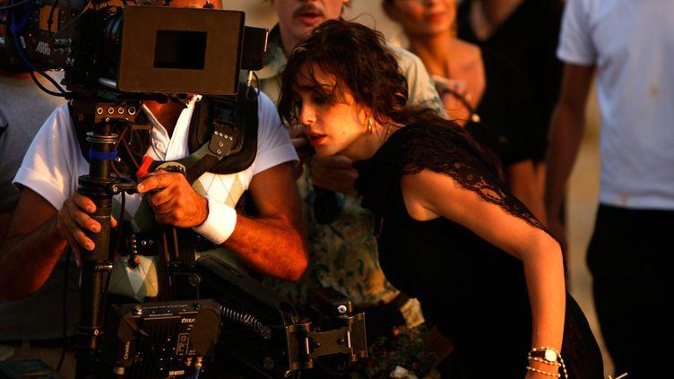 """Nadine Labaki sur le tournage de """"Et maintenant, on va où ?"""" (2011)  (Pathé Distribution)"""
