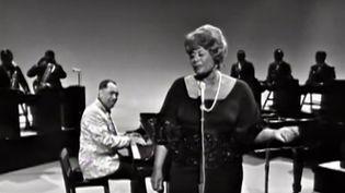 Musique : Ella Fitzgerald, une légende qui s'est éteinte il y a vingt-cinq ans. (FRANCEINFO)